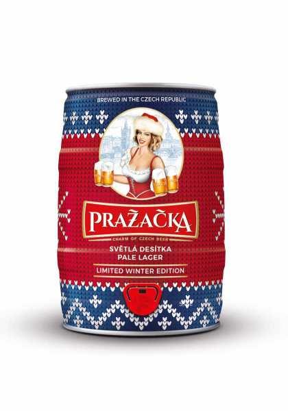 Pražačka 5l - zimná edícia