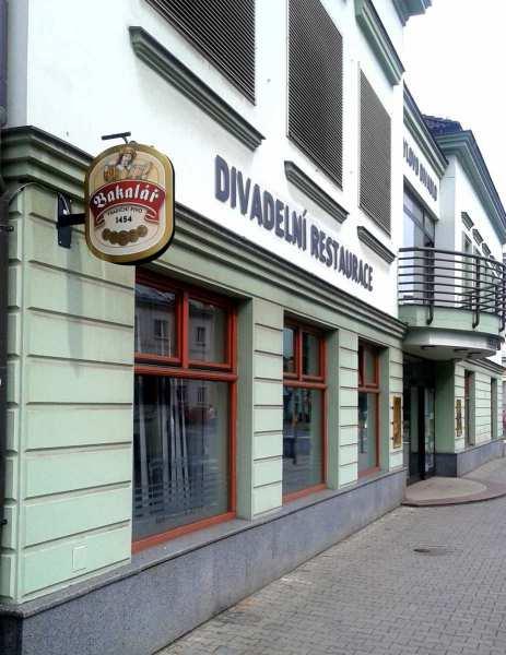 Divadelní restaurace a bar Rakovník